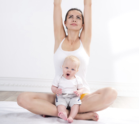Belly Buster - Postnatal Rehabilitation Classes